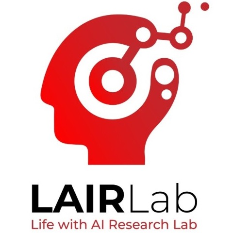 LAIRLab: Life with Artificial Intelligence Research Lab.